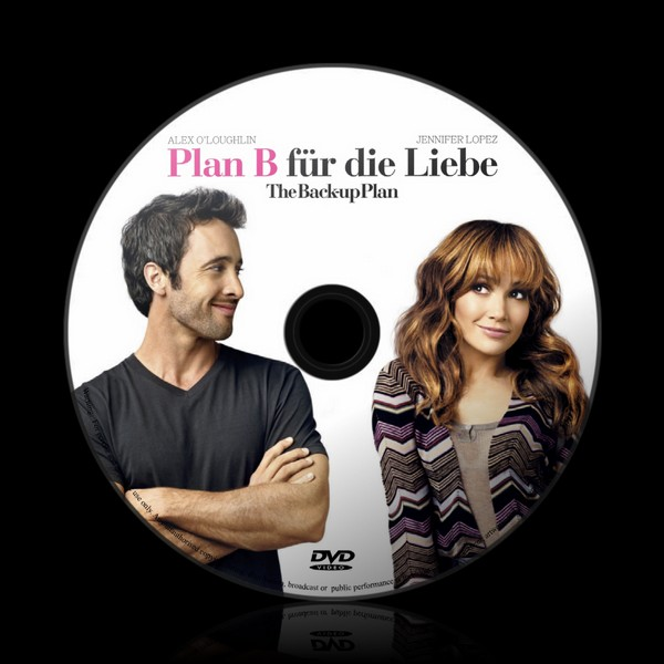 Plan b für die liebe the back up plan label