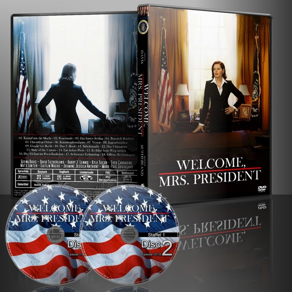 Welcome, Mrs. President